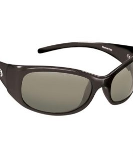 Fly Fish Madrid Sunglasses Black-Smoke