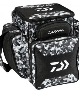 Daiwa D-Vec Tactical Large Soft Sided Tackle Box 12″x14″x12″