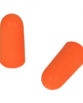 Radians Foam Plugs NRR 32dB Jar of 100 – Orange
