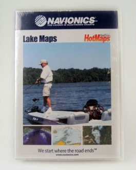 Navionics Hot Maps Plat North MSD-MMPT-N6