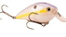 Strike King Kvd Square Bill 2.5 Oz Crankbaitchart Shad