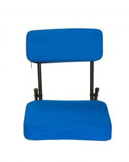 Stansport Coliseum Seat Blue G-4-50