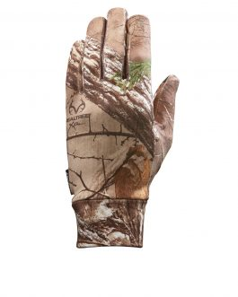 Seirus Soundtouch Dynamax Glove Liner Camo Rltree Xtra SM-MD