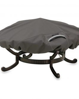 Classic Ravenna Round Fire Pit Cover 60in
