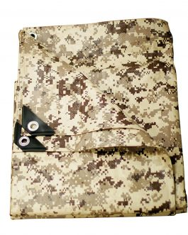 Stansport 12ft x 16ft Digital Camo Tarp – Desert