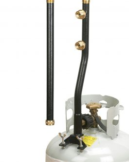 Stansport 2 Piece 30in 3-Outlet Propane Distribution Post