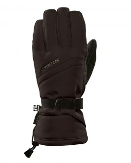 Seirus HWS Yukon Mens Glove-Black-Medium