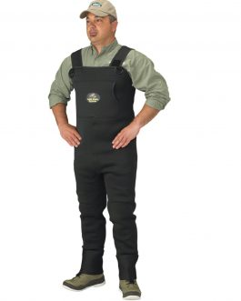Caddis Men's Neoprene Stockingfoot Waders – XXL Green