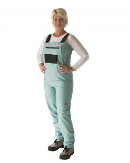 Caddis Women's Teal Deluxe Breathable Stockingfoot Waders L