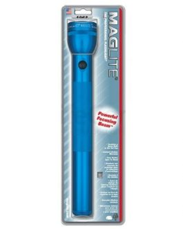 Maglite 3 Cell D Flashlight Blue ST3D116