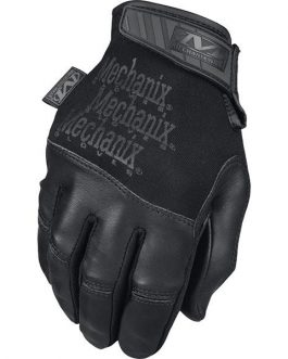 Mechanix Recon Tactical Shooting Glove Black X-Large