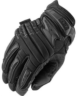 Mechanix M-Pact 2 Covert Glove Heavy Duty Protection Blk Lg