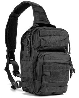 Red Rock Rover Sling Pack – Black