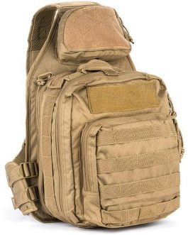 Red Rock Recon Sling Bag – Coyote