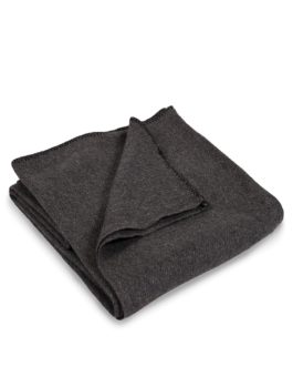 Stansport Wool Blend Blanket – Gray
